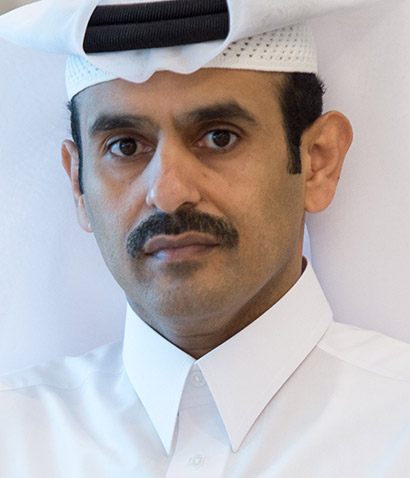 H.E. Mr. Saad Sherida Al-Kaabi